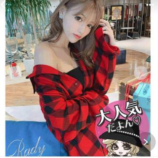 Rady - Rady チェックシャツ♡