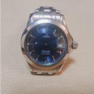 OMEGA - OMEGA オメガ シーマスター メンズ 腕時計