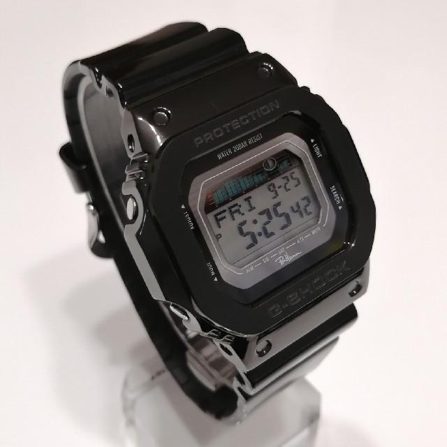 Ron Herman(ロンハーマン)のG-SHOCK GLX-5600 ロンハーマン <チタン> ハーフメタルカスタム メンズの時計(腕時計(デジタル))の商品写真