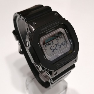 Ron Herman - G-SHOCK GLX-5600 ロンハーマン <チタン> ハーフメタルカスタム