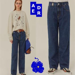 ADER ERROR refug jeans