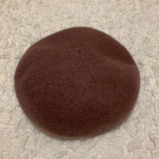イッカ(ikka)のベレー帽(ハンチング/ベレー帽)