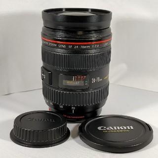 Canon - 【純正】Canon EF 24-70 F2.8L USM  キャノン Lレンズ