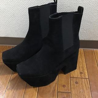 エモダ(EMODA)のEMODA エモダ ショートブーツ(ブーツ)