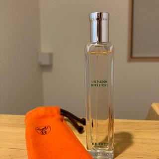 Hermes - 屋根の上の庭 香水 15ml