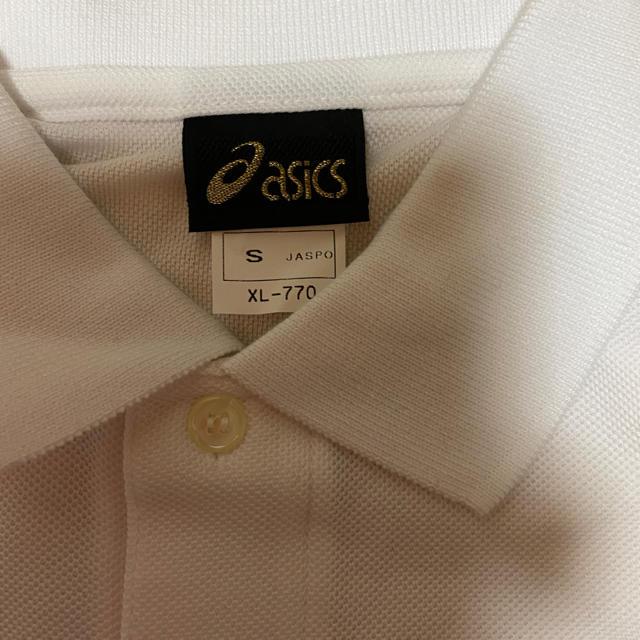 asics(アシックス)のヴィッセル神戸 ポロシャツ 新品 スポーツ/アウトドアのサッカー/フットサル(ウェア)の商品写真