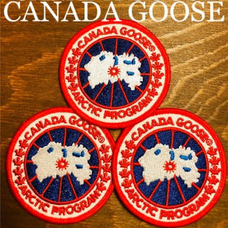 カナダグース(CANADA GOOSE)の🇨🇦 カナダグース ワッペン 1枚 🇨🇦(ダウンベスト)