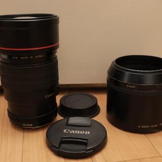Canon - 美品 Canon キャノン EF 200mm F2.8L USM メタルフード