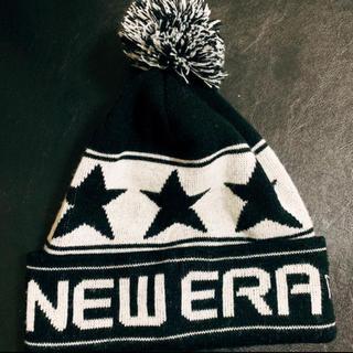 ニューエラー(NEW ERA)のニューエラ NEWERA ニット帽 ポンポン(ニット帽/ビーニー)