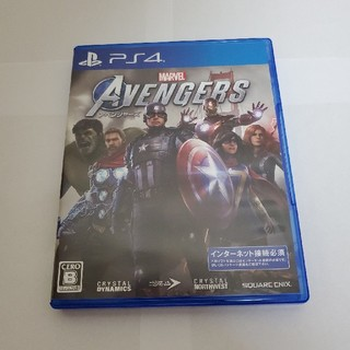 PlayStation4 - Marvel's Avengers マーベル アベンジャーズ PS4