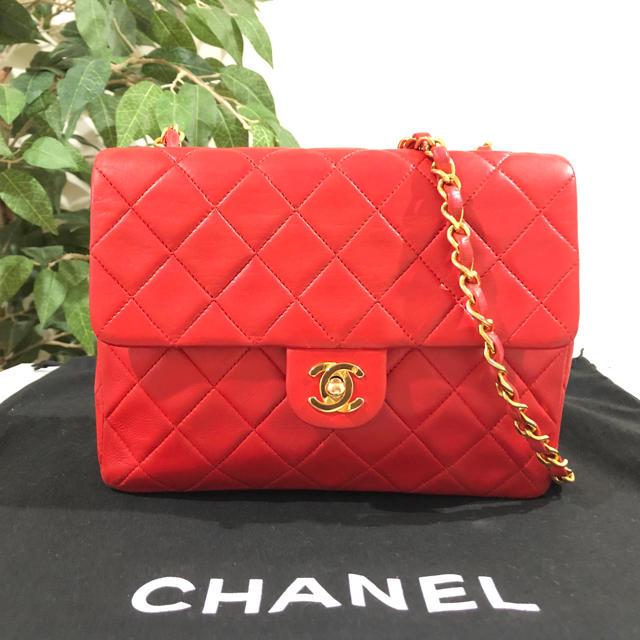 CHANEL(シャネル)の専用 シャネル ミニマトラッセ チェーン ショルダー バッグ レディースのバッグ(ショルダーバッグ)の商品写真