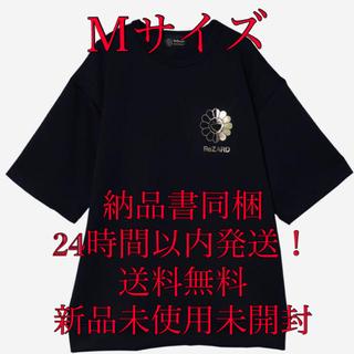 ヒカル・村上隆Flower Short sleeve Sweatshirts M(Tシャツ/カットソー(半袖/袖なし))