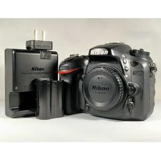Nikon - Nikon  D7200 ボディ 本体