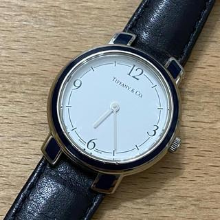 Tiffany & Co. - ティファニー ラウンド レディース 腕時計