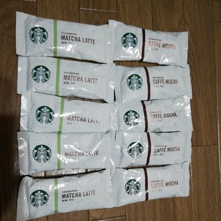 Starbucks Coffee - スターバックススティック 10袋