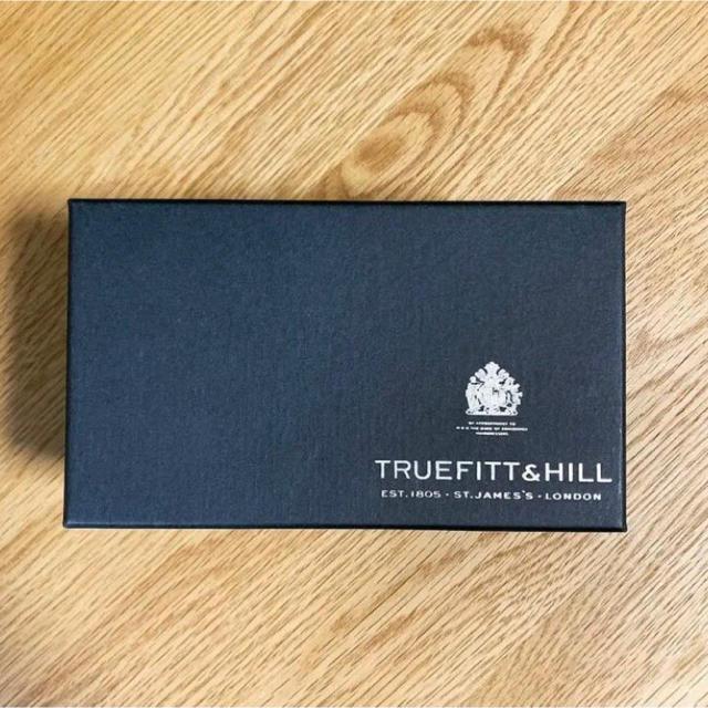 【新品未使用】TRUEFITT&HILL エドワーディアンセット ホーン メンズのファッション小物(その他)の商品写真
