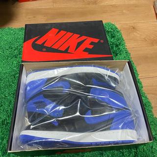 NIKE - Nike air jordan 1  ROYAL 2013