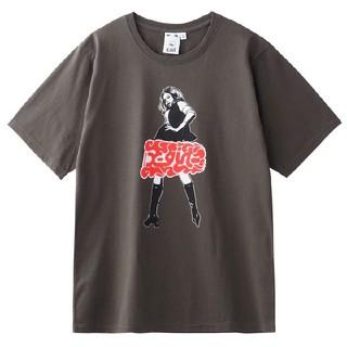 エックスガール(X-girl)のエックスガール×ヒステリックグラマー限定コラボTシャツ Mサイズ(Tシャツ(半袖/袖なし))