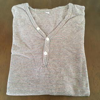 ムジルシリョウヒン(MUJI (無印良品))の無印良品 Tシャツ used (美品)(Tシャツ/カットソー(半袖/袖なし))