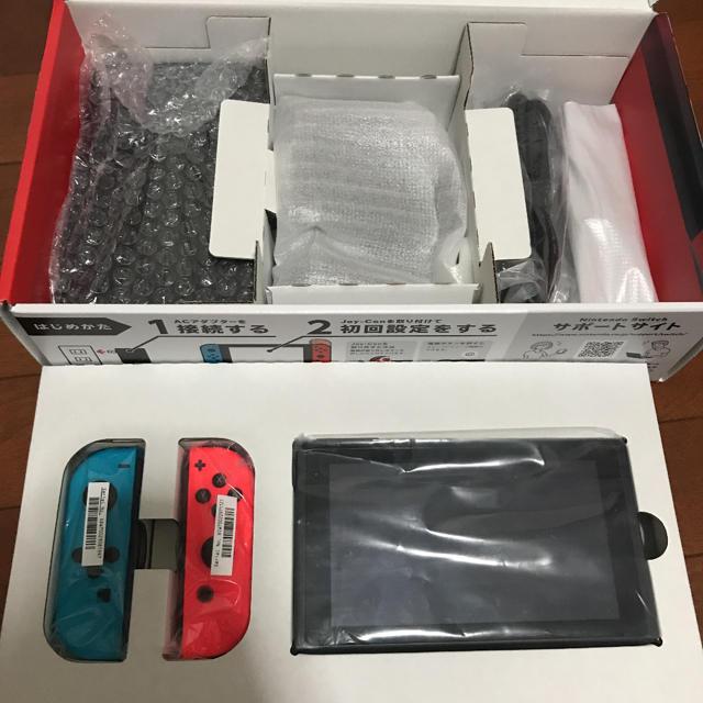 Nintendo Switch(ニンテンドースイッチ)のswitch❗️ソフト5本&ケース付き❗️はやいものがち! エンタメ/ホビーのゲームソフト/ゲーム機本体(家庭用ゲーム機本体)の商品写真