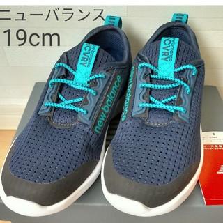 New Balance - ☆新品☆19cm ニューバランス スニーカー