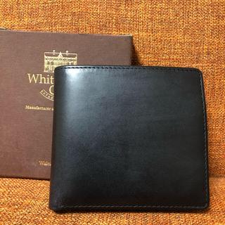 ホワイトハウスコックス(WHITEHOUSE COX)の二つ折り財布 ホワイトハウスコックス(折り財布)