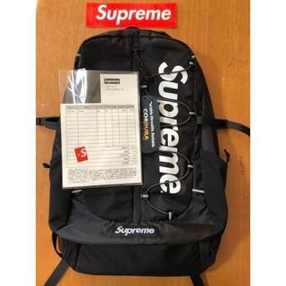 Supreme - 本日限定!Supreme 17ss backpack