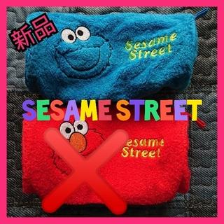 セサミストリート(SESAME STREET)のSESAME STREET クッキーモンスター  筆箱 ペンケース USJ(ペンケース/筆箱)