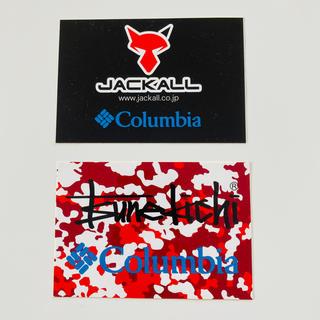 コロンビア(Columbia)のJACKALL&Columbia 常吉&Columbia ステッカー(その他)