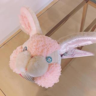 NILE PERCH - アニマルトロフィー  ijiwaru  ウサギ 兎 うさぎ