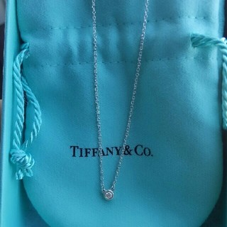 Tiffany & Co. - 【美品】ティファニー ネックレス