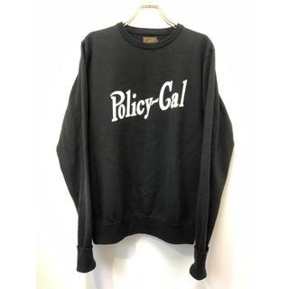 キャリー(CALEE)のCALEE キャリー プリント ニット セーター プルオーバー ブラック L(ニット/セーター)