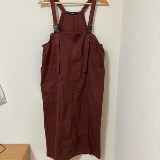 w closet - ジャンパースカート