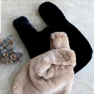 ルームサンマルロクコンテンポラリー(room306 CONTEMPORARY)の新品未使用❗Fur Hand Bag(トートバッグ)