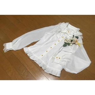 Angelic Pretty -  定価14,904円!angelic prettyブラウス長袖メタモルフォーゼ