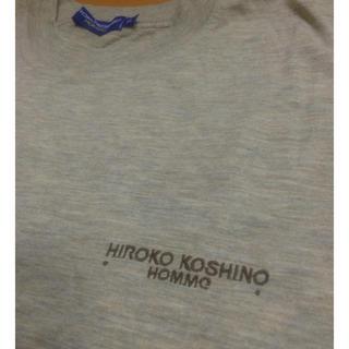 ヒロココシノ(HIROKO KOSHINO)のヒロココシノコットンTシャツ(Tシャツ/カットソー(半袖/袖なし))