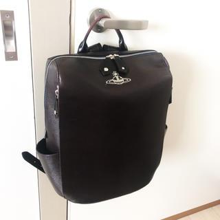 Vivienne Westwood - ☆良品、定価56160円☆ADVAN、リュック、パープル、ヴィヴィアン