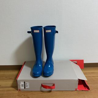 ハンター(HUNTER)の新品未使用 Hunter レインブーツ サイズ36(レインブーツ/長靴)