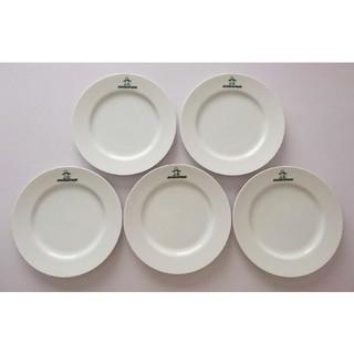 マンシングウェア(Munsingwear)の【5枚セット】マンシングウェア デザート プレート 皿 ペンギン ホワイト(食器)