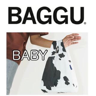 ビームス(BEAMS)のBAGGU カウ BABY ベビー(エコバッグ)