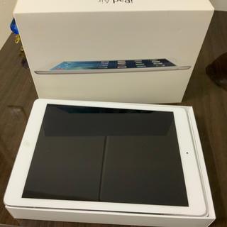 iPad - iPad Air Wi-Fi セルラー 32GB シルバー