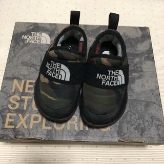ザノースフェイス(THE NORTH FACE)のノースフェイス ヌプシ ブーティー 16センチ スニーカー 靴(スニーカー)