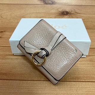 クロエ(Chloe)の正規品【可愛い】Chloe 折り財布    (財布)