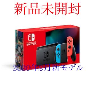 任天堂 - 新品未開封★Switch 任天堂スイッチ 本体 ネオン  ニンテンドウ