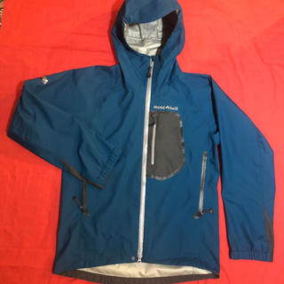 mont bell - montbell モンベル パーカーアウター美品 GORETEX