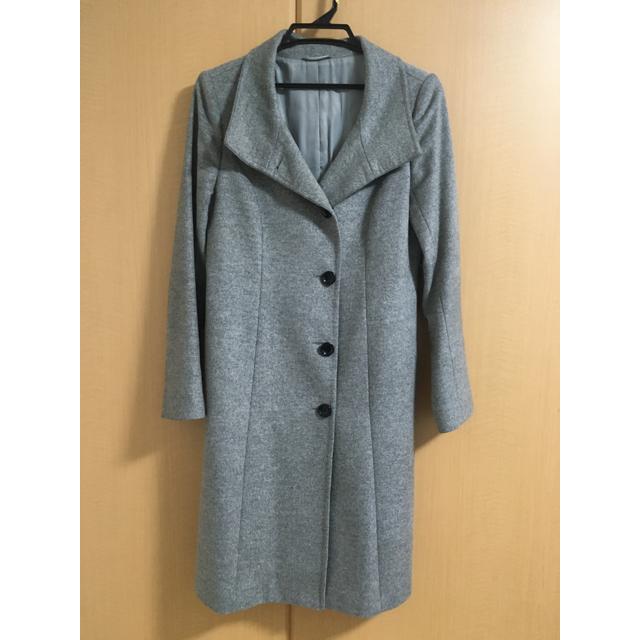THE SUIT COMPANY(スーツカンパニー)の⭐︎ちーちゃん様専用⭐︎コート スーツカンパニー レディースのジャケット/アウター(ロングコート)の商品写真