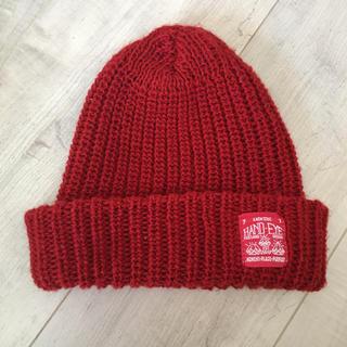 ヴァンズ(VANS)のHand-Eye Supply アメリカ ポートランド購入 ニット帽 スケーター(ニット帽/ビーニー)