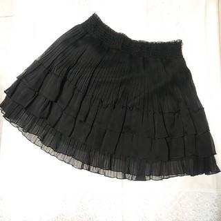 ストロベリーフィールズ(STRAWBERRY-FIELDS)のSTRAWBERRY-FIELDS スカート(ひざ丈スカート)