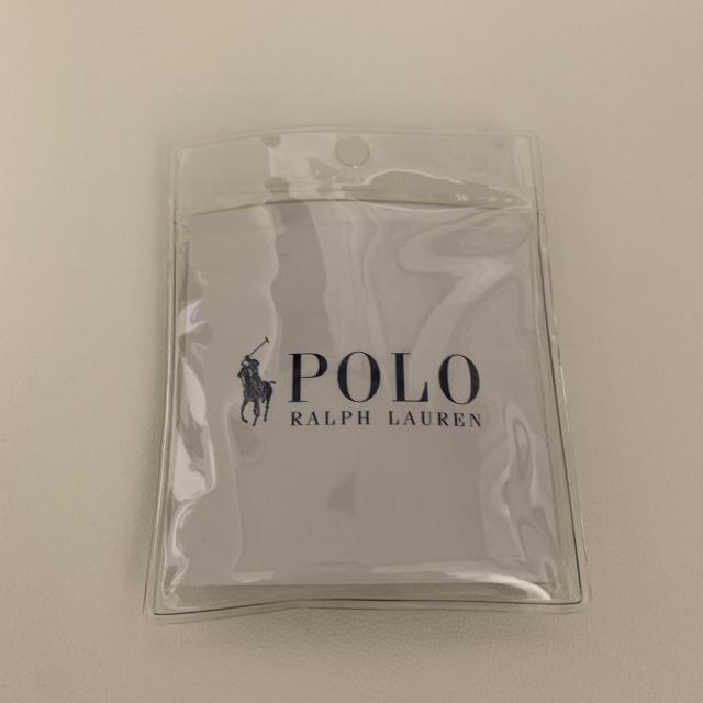 POLO RALPH LAUREN(ポロラルフローレン)のラルフズコーヒー ノベルティ エンタメ/ホビーのコレクション(ノベルティグッズ)の商品写真