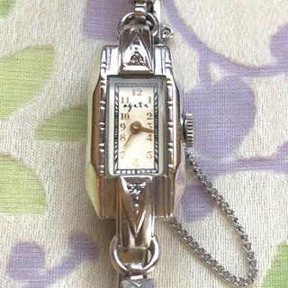 アガット(agete)のさーちゃん 様 😊 agete  ㊸ 腕時計・稼動品✨(腕時計)